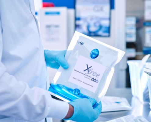 Xfree™ COVID-19 Direct RT-PCR